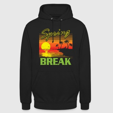 Springbreak - Spring Festival - Beach Party - Unisex Hoodie