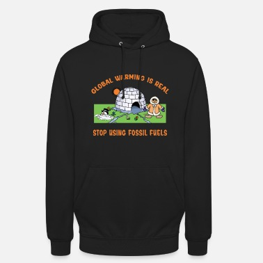 The Global Warming Global Warming - Unisex Hoodie
