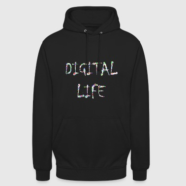 Digital Direct Digital Life - Hoodie unisex