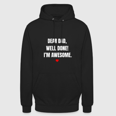 Father's Day - Unisex Hoodie