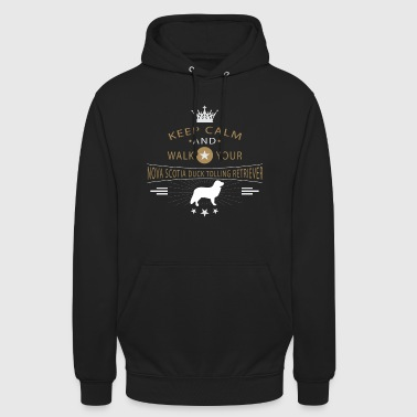Nova Scotia Retriever Shirt - Unisex Hoodie
