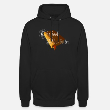 The Book Was Better / Book and Books / Bookworm - Unisex Hoodie