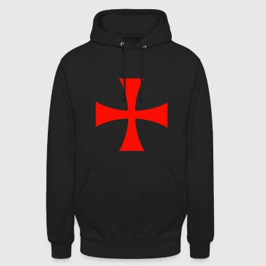 Creed Croix des Templiers Assassin - Sweat-shirt à capuche unisexe