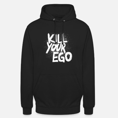 Weightlifting Kill your ego - Unisex Hoodie