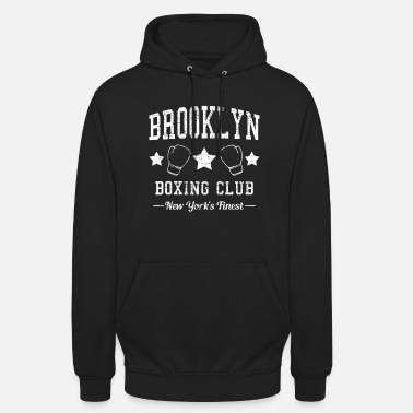 Nyc Brooklyn NYC Boxing - Unisex Hoodie
