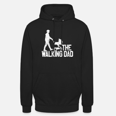 Dad The Walking Dad - Unisex Hoodie