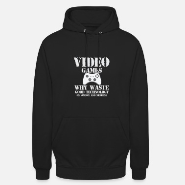 Video Game Video Games - Unisex Hoodie
