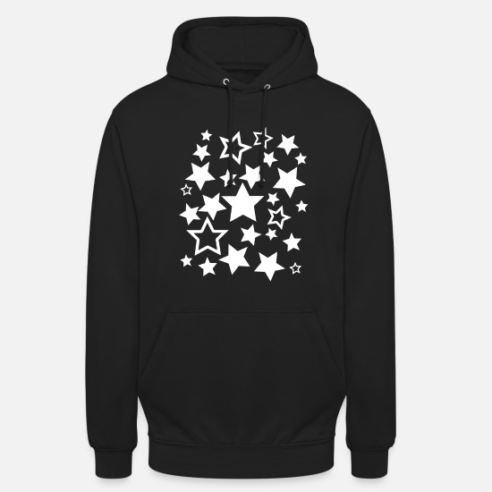 Starry Sky Hoodies & Sweatshirts - Starry Sky Hypnotic Festival Party Gift - Unisex Hoodie black