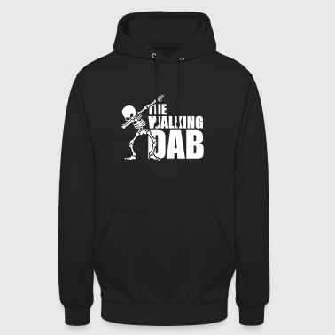 The Walking Dab - Sweat-shirt à capuche unisexe