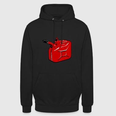 Gas Can - Unisex Hoodie