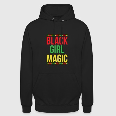 Black Girl Magic African - Unisex Hoodie