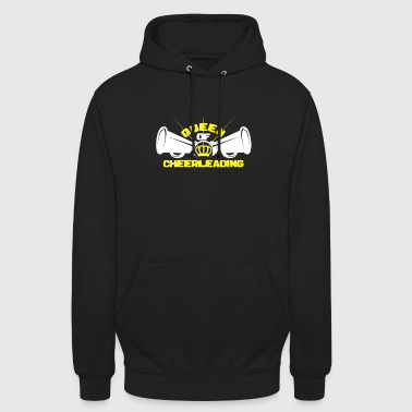 Cheerleading cheerleading - Unisex-hettegenser