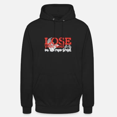 Lose Your Soul On The Race Track - Unisex Hoodie