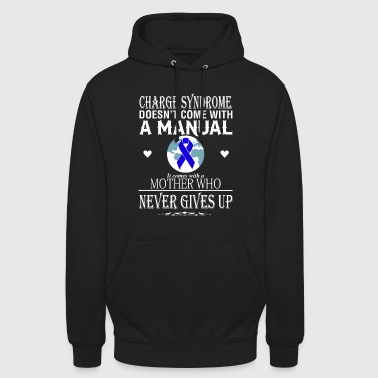 Charge Syndrome doesn't come with a manual - Unisex Hoodie