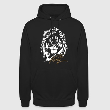 The Lion - The King - Unisex Hoodie