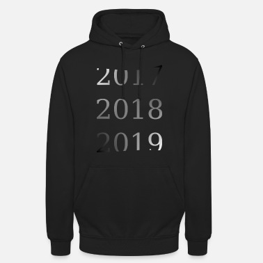 Bac 2018 2018 - Sweat-shirt à capuche unisexe