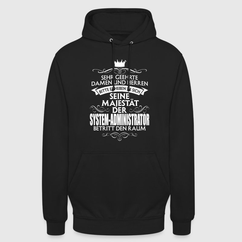 SYSTEM-ADMINISTRATOR - Unisex Hoodie