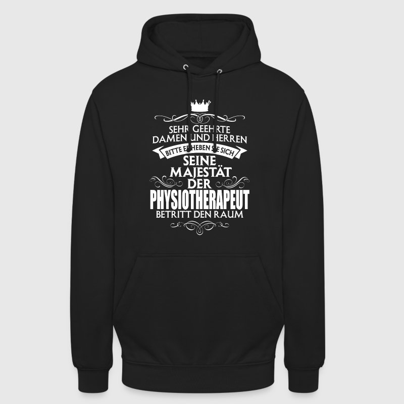 PHYSIOTHERAPEUT - Unisex Hoodie