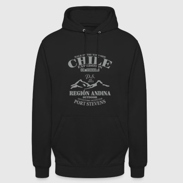 Chile Expedition -  Andes -  Anden - Unisex Hoodie