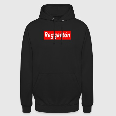 Reggaeton Shirt - red - Mambo New York - Unisex Hoodie