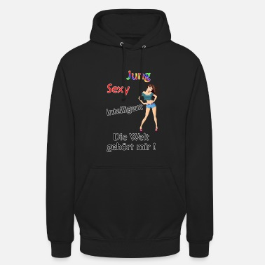 jung sexy - Unisex Hoodie