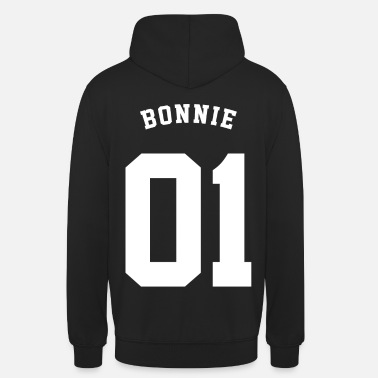 Partnerlook BONNIE - Unisex Hoodie