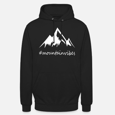Mountains mountains - Unisex Hoodie