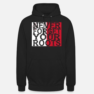 Malta never forget roots home Malta - Unisex Hoodie