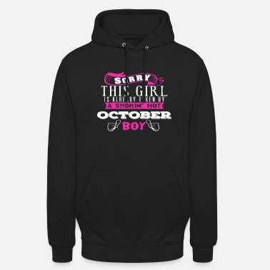 Taken This Girl is already taken by a Smokin' Hot Boy - Unisex Hoodie