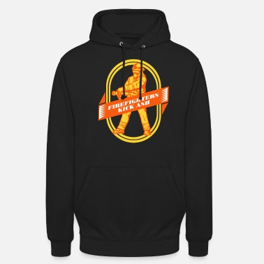 Fire Extinguisher Fire extinguishing fire extinguishing fire extinguishing gift - Unisex Hoodie