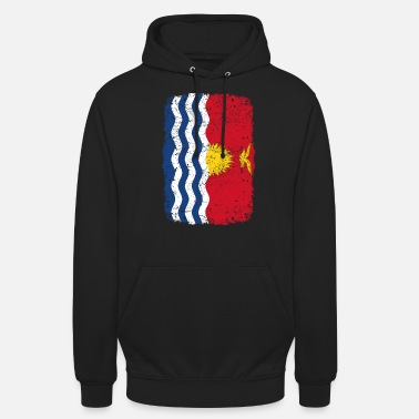 roots home country roots home Kiribati - Unisex Hoodie
