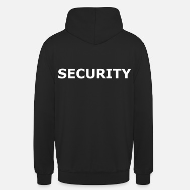 Security Service Security service clothing - Unisex Hoodie