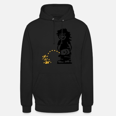 Little Man pisciare piccolo uomo / little man piss (2c) - Hoodie unisex