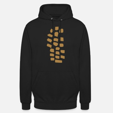 Art Aboriginal Rock Pattern 2 - Unisex Hoodie