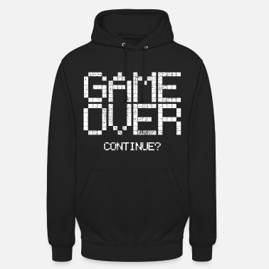 Game Over Game over - Sweat à capuche unisexe