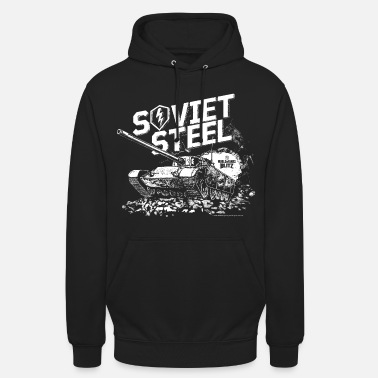 Blitz World Of Tanks Blitz Soviet Steel - Hoodie unisex