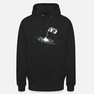 Space Ship Galaxy Space Lover Astronomer - Unisex Hoodie