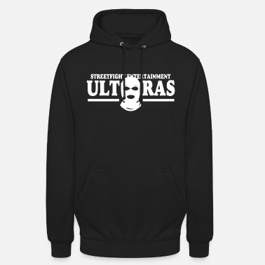 Ultras Ultras STREETFIGHT ENTERTAINMENT - Unisex Hoodie