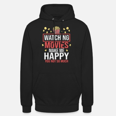 Cinema Cinema movie popcorn - Unisex Hoodie