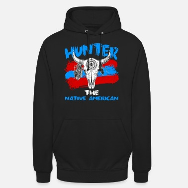 American Indian Native American Indians Native American Indians - Unisex Hoodie