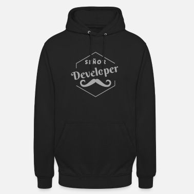 Développement Senor Developer Developer Job - Sweat à capuche unisexe