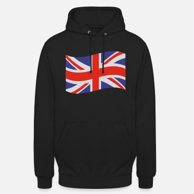 Uk UK - Sweat à capuche unisexe
