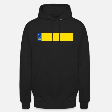 Gb Registration GB - Unisex Hoodie