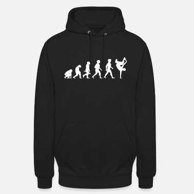 Breakdance Evolution Breakdance Breaking Breakdancing Hip Hop - Unisex hoodie