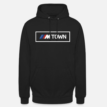 BMW M TOWN colored - Unisex Hoodie