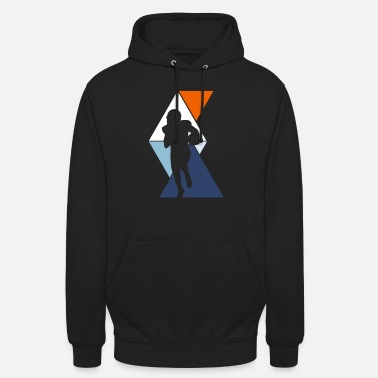Football Athlete Athlete Footballer - Unisex Hoodie