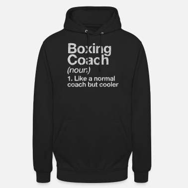 Boxing Boxing, boxing training, boxing team, boxing gloves, Boxsa - Unisex Hoodie