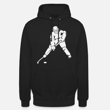 Ice Ice hockey player - Unisex Hoodie
