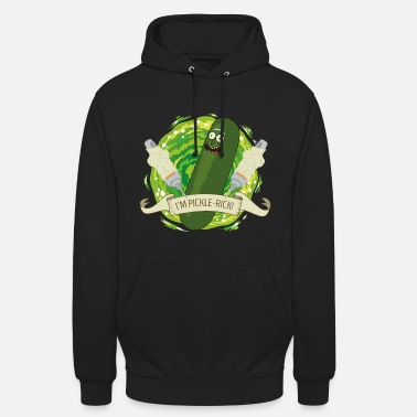 Rick And Morty I'm Pickle Rick Funny Quote - Unisex Hoodie