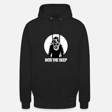 Depth Diver in the depth - Unisex Hoodie